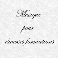 Diverses formations